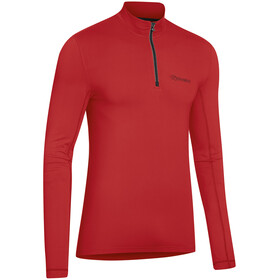 Gonso Christian Active LS Shirt Men high risk red